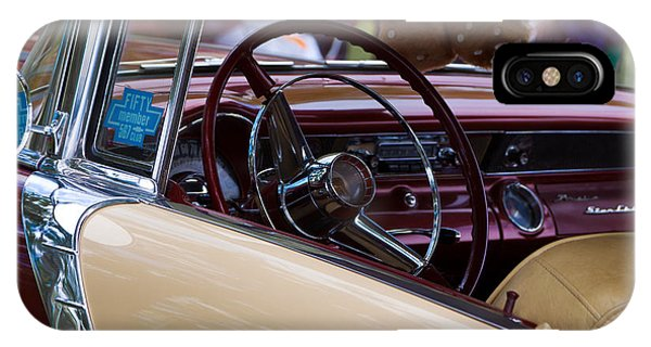 Classic American Car IPhone Case
