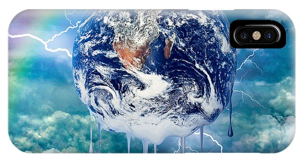 Climate Change IPhone Case