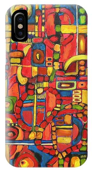 Coloroso # 7--sold IPhone Case