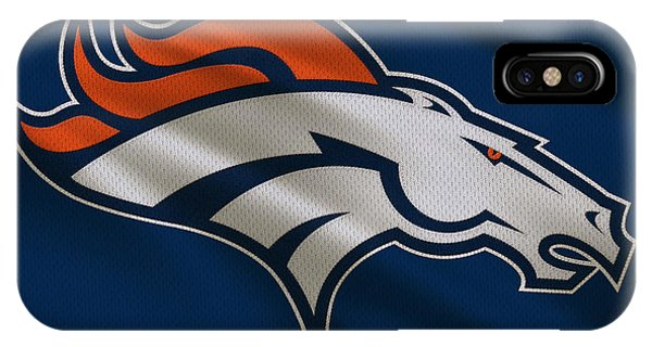 Denver Broncos Uniform IPhone Case