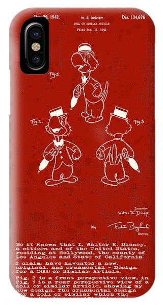 Disney Jose Carioca IPhone Case