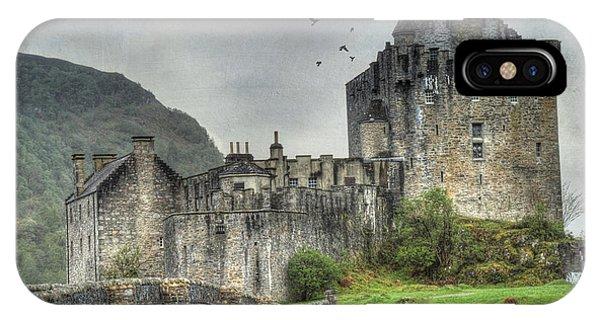 Eilean Donan Castle IPhone Case