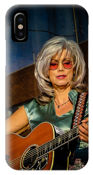 Emmylou IPhone Case