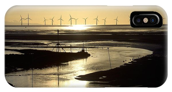 Evening Low Tide  IPhone Case