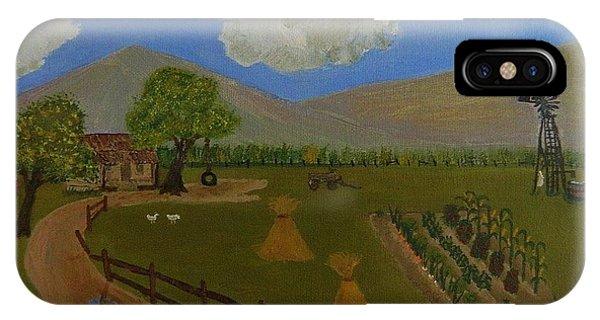 Farm Life 2 IPhone Case