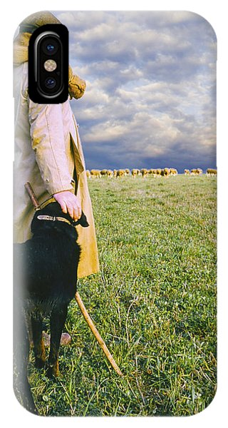 French Shepherd IPhone Case