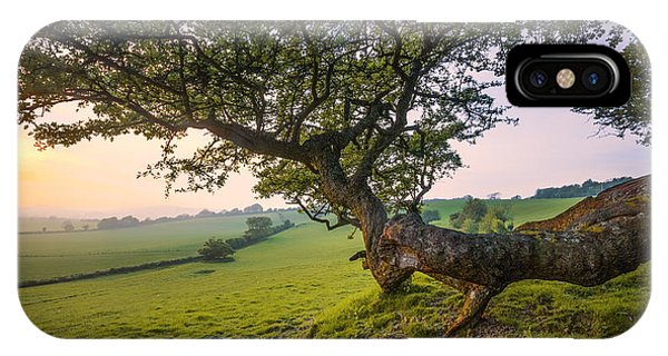 English Countryside iPhone Case - Garden Of England.  by Ian Hufton