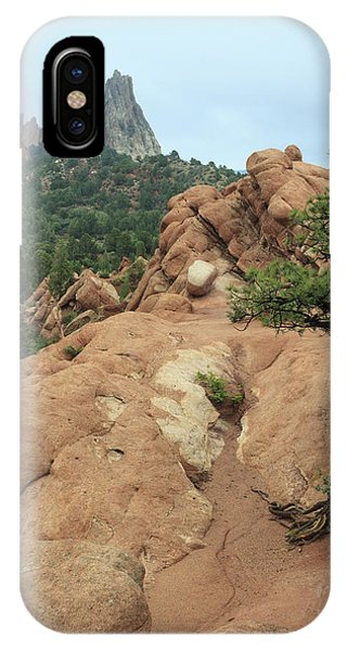 Garden Of The Gods At Daybreak IPhone Case