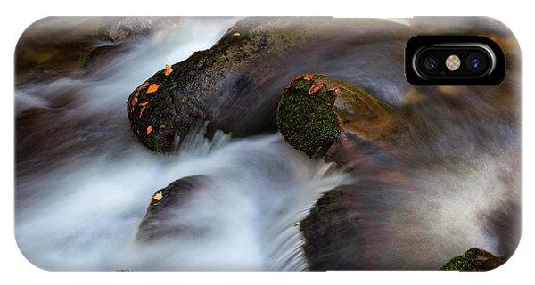 Glistening Rocks IPhone Case