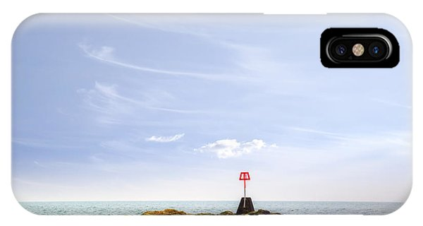 Bournemouth iPhone Case - Groyne by Joana Kruse