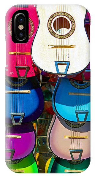 Guitars IPhone Case