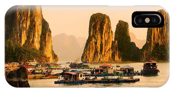 Halong Bay - Vietnam IPhone Case