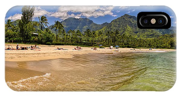 Hanalei Bay IPhone Case