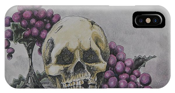 Harold And The Vine IPhone Case