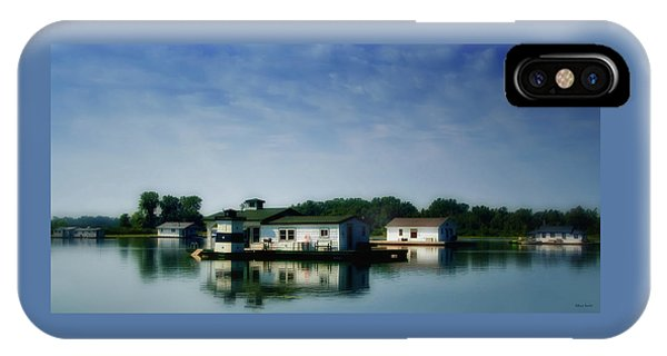 Horseshoe Pond IPhone Case