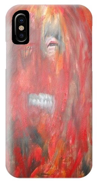 I See You Phone Case by Randall Ciotti