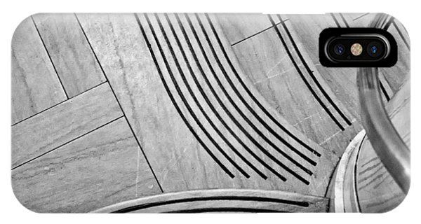 Intersection Of Lines And Curves IPhone Case