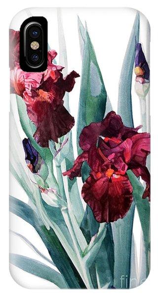 Iris Donatello IPhone Case