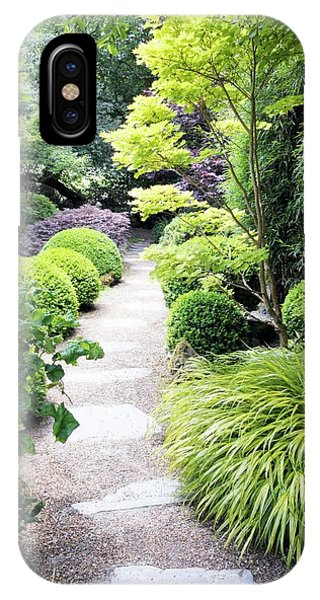 Japanese Garden Phone Case by Anthony Cooper/science Photo Library