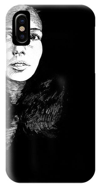 Joan IPhone Case