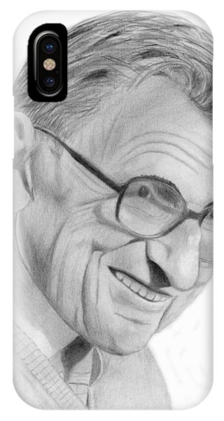 Joe Paterno IPhone Case