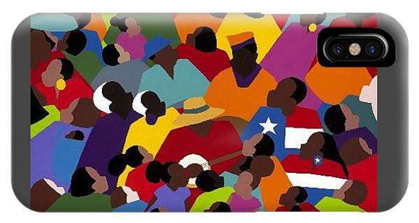 iPhone Case - Juneteenth by Synthia SAINT JAMES