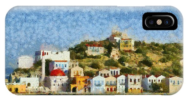 Kastellorizo Island IPhone Case