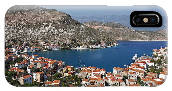 Kastelorizo Island IPhone Case