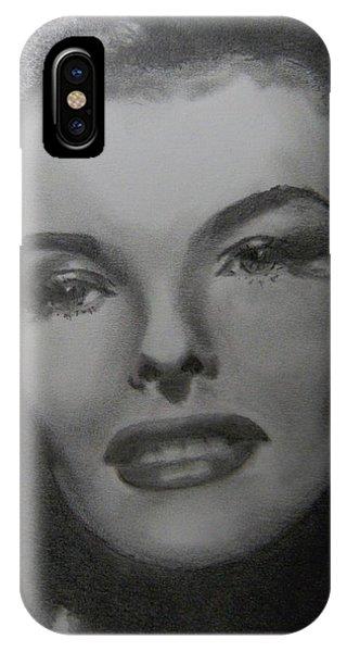 Kathryn Hepburn IPhone Case