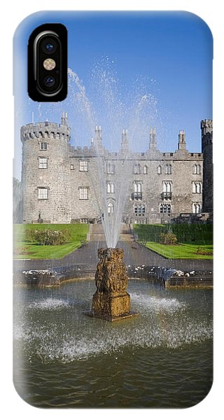 Imposing iPhone Case - Kilkenny Castle - Rebuilt In The 19th by Panoramic Images
