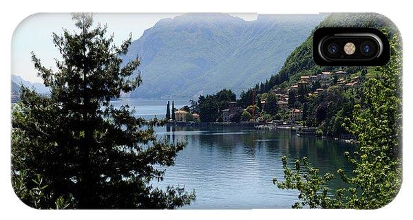 Lake Como Italy  IPhone Case