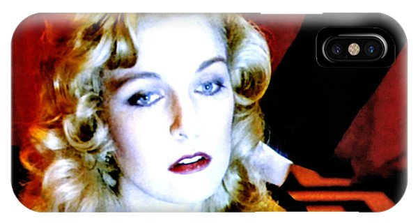 Laura Palmer IPhone Case