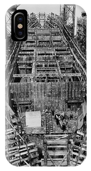 Liberty Ship, 1943 Phone Case by Granger