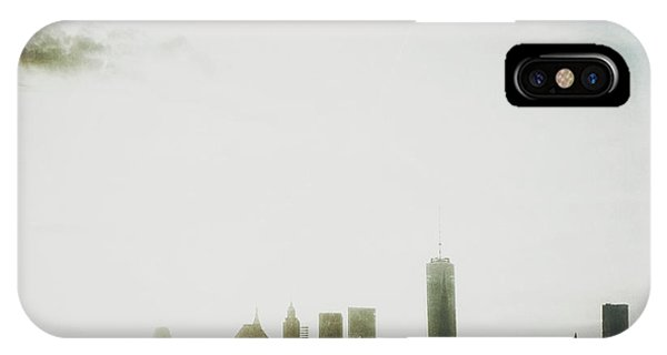 New York City iPhone Case - Light And Shadow by Natasha Marco
