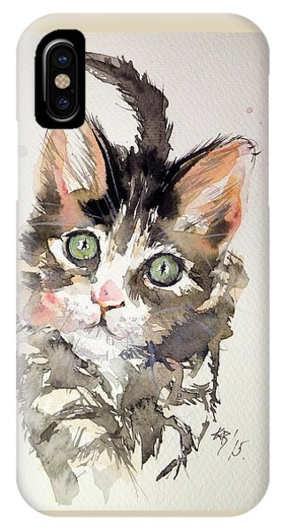 Little Cat IPhone Case