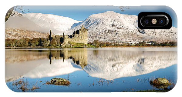 Loch Awe IPhone Case