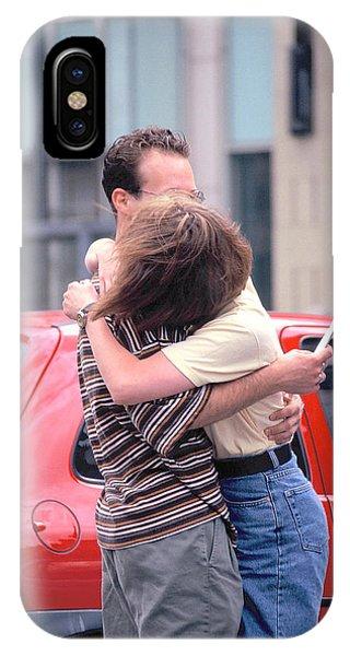 Love. Phone Case by Oscar Williams