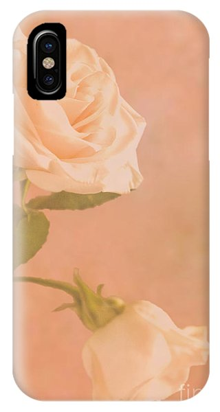 Love Whispers Softly IPhone Case