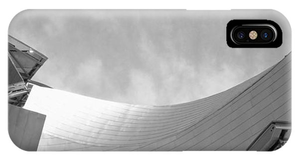 Gehry iPhone Case - Low Angle View Of A Building by Panoramic Images