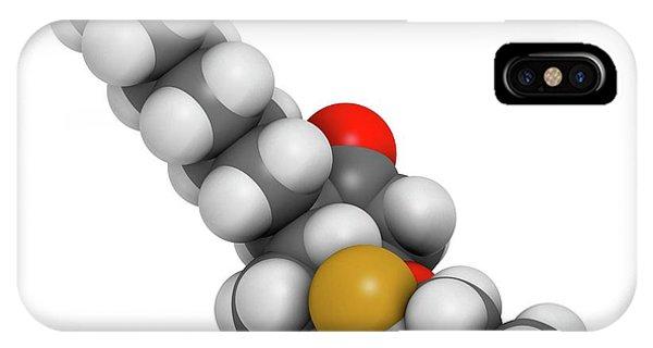 Lubiprostone Chronic Constipation Drug Phone Case by Molekuul