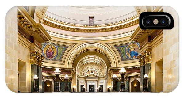 Madison Capitol IPhone Case