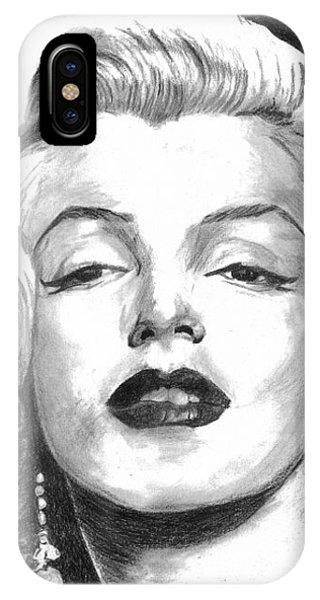 Marilyn Phone Case by Ariel Davila