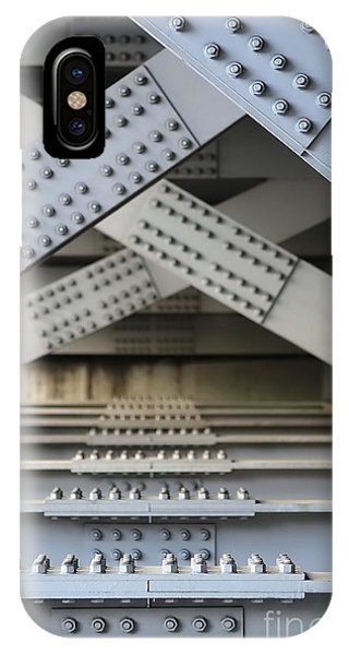 Massive Girder Bridge IPhone Case