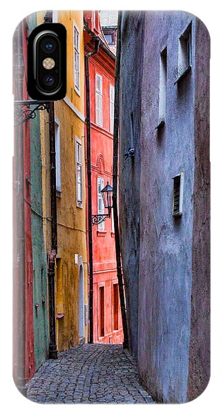 Medieval Alley IPhone Case