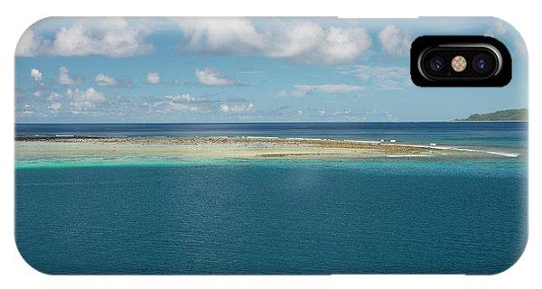 Barrier Reef iPhone Case - Melanesia, Makira-ulawa Province by Cindy Miller Hopkins