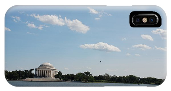 Memorial By The Water IPhone Case
