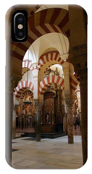 Mezquita De Cordoba IPhone Case