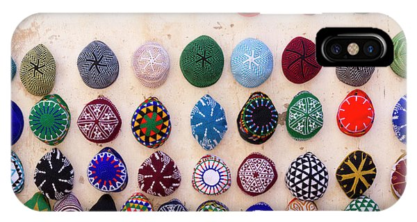 Knit Hat iPhone Case - Morocco, Essaouira by Emily Wilson