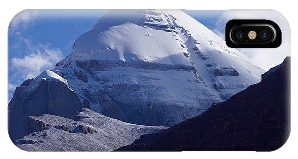Mount Kailash IPhone Case