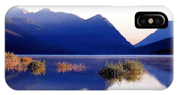 Mountain Sunrise IPhone Case